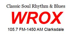 WROX AM 1450  Sat 7:00pm - 09:00pmCrossroads Delta Blues Show
