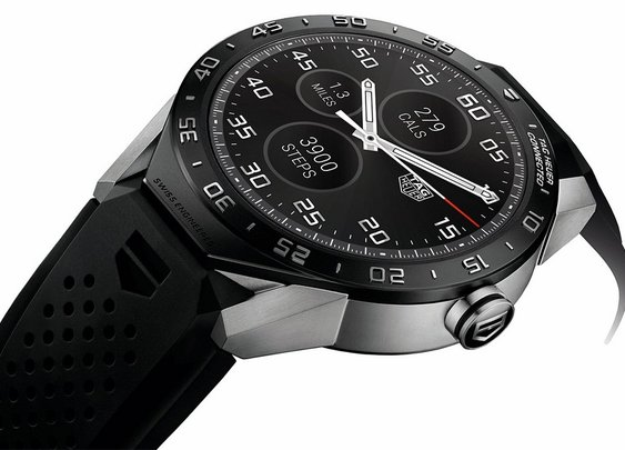 TAG Heuer Connected Smartwatch - BonjourLife