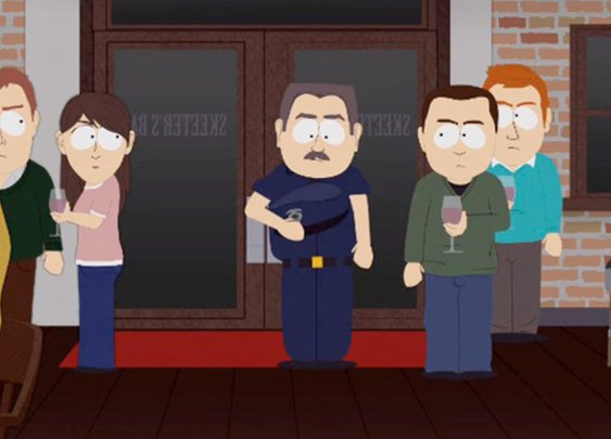 'South Park' to show life without 'racist, trigger-happy' cops | EW.com
