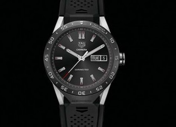 Tag Heuer Introduces The $1500 Connected Smartwatch
