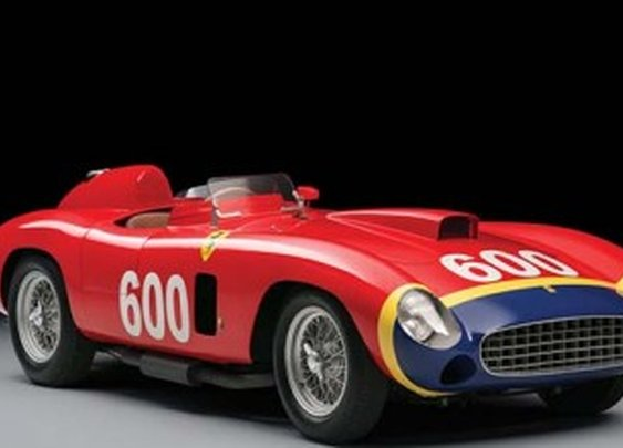 1956 Ferrari 290 MM by Scaglietti Could Sell For $32,000,000