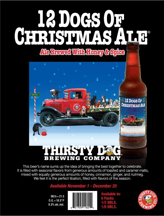 Day 6: 10 Winter Beers to Try! - Nomadic Newlyweds
