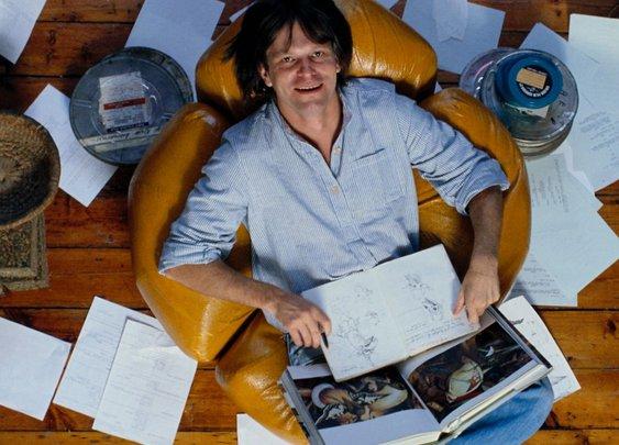 Terry Gilliam's Wild Memoir