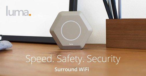 Luma: a Wi-Fi Game Changer for Digital Families