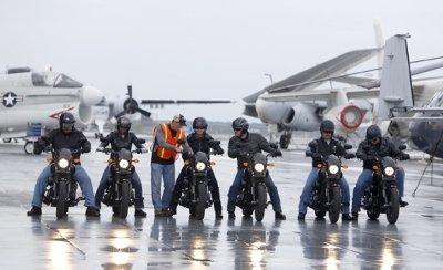 Harley-Davidson Extends Offer Of Free Riding Academy Training To All U.S. Military Starting... -- MILWAUKEE, Nov. 10, 2015 /PRNewswire/ --
