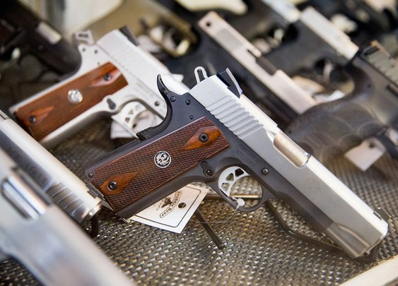 Australia - Spike in handgun crimes reveals nation's secret problem
