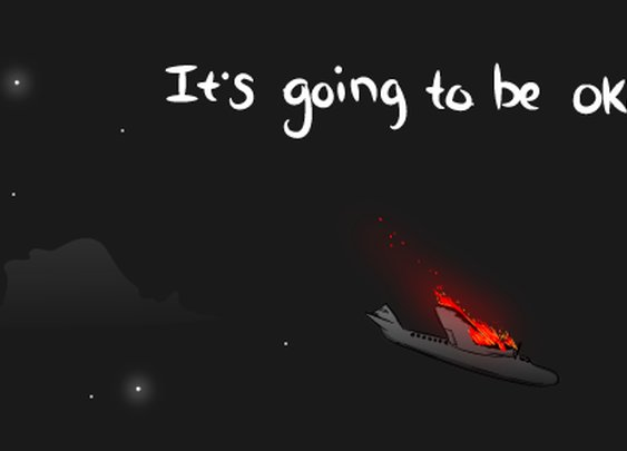 It's going to be okay. - The Oatmeal