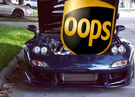 How UPS Screwed A Popular YouTube Car Guy Out Of $10,000