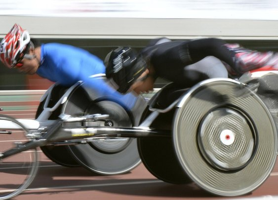 Paralympics may clamp down on 'scrotum-crushing'