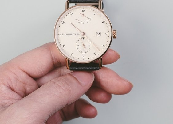 Archibald - A Bauhaus Designed Automatic Watch