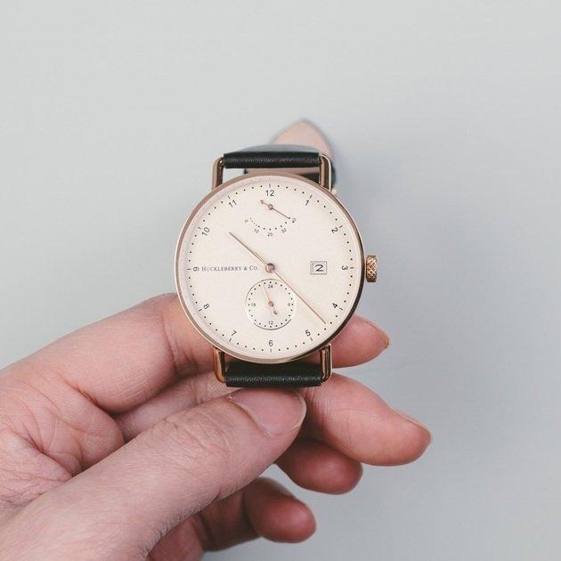Archibald - A Bauhaus Designed Automatic Watch