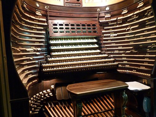 8 Unusually Large Musical Instruments