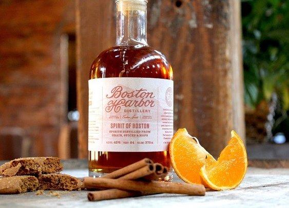 Spirit of Boston Whiskies - distilled from Sam Adams beer