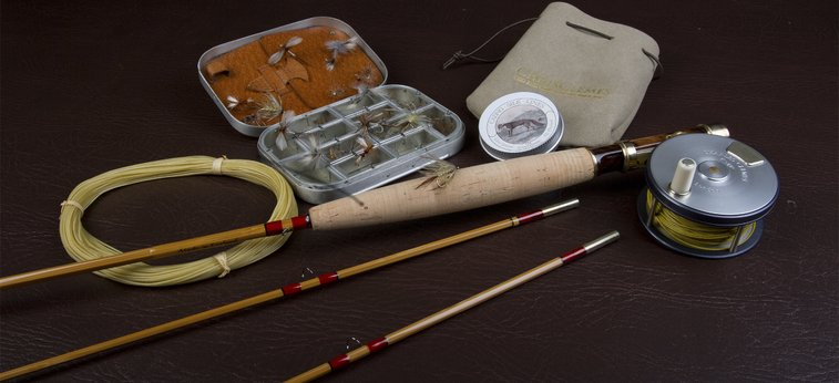 Now you can design your dream fly rod ONLINE!