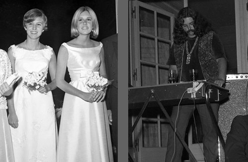 Grateful deb: When the Dead played a debutante ball in 1966