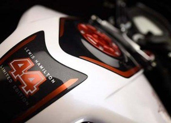 Lewis Hamilton x MV Agusta Dragster RR LH44 Superbike