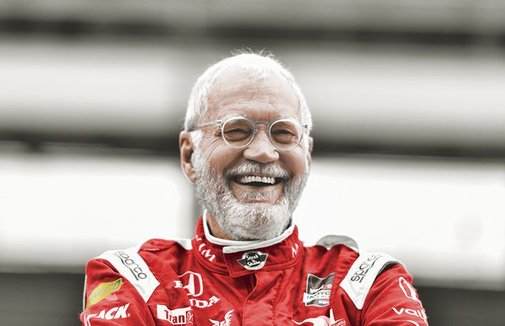 David Letterman Is Not Slowing Down   Maxim