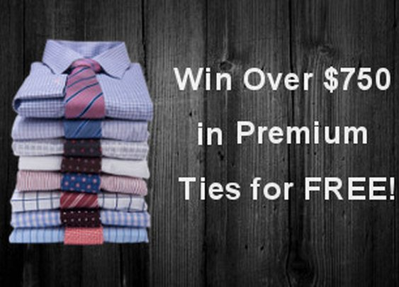 Win Over $1,000 in Premium Ties from The Dark Knot and Mantelligence