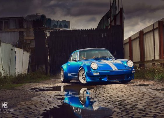 Classic car collector brings Porsche 4,000 miles across the Atlantic - for it to be stolen hours later