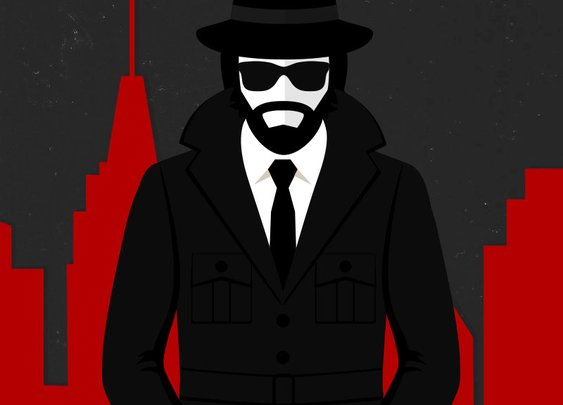 A short history of organized crime (fictional)