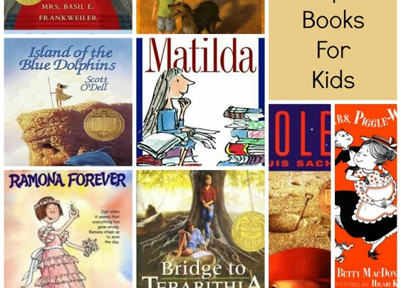 100 Incredible Chapter Books for Kids | Learn With Books
