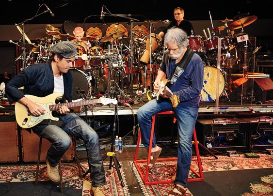 John Mayer Touring With the Grateful Dead