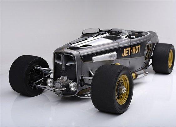 1932 Ford Double Down Hotrod   Men's Gear