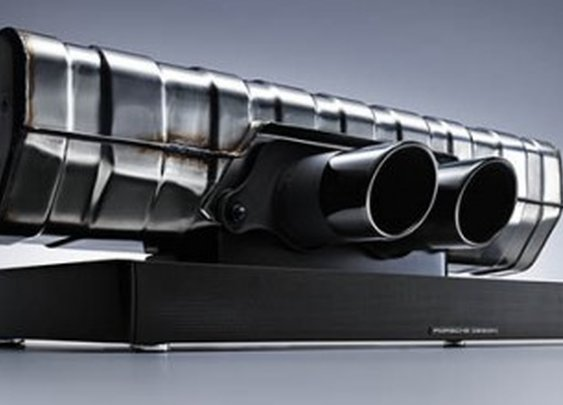 Porsche Design Unveils the 911 Soundbar