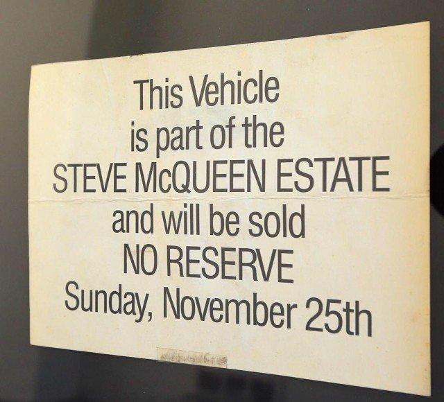 La Aduana: Steve McQueen's 1952 Chevrolet Pick Up Truck | Expedition Portal