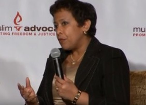 "Loretta Lynch: We will prosecute hateful rhetoric about Muslims that ""edges towards violence"" «  Hot Air"