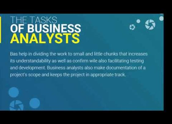 A Business Analyst might Optimize Your Business