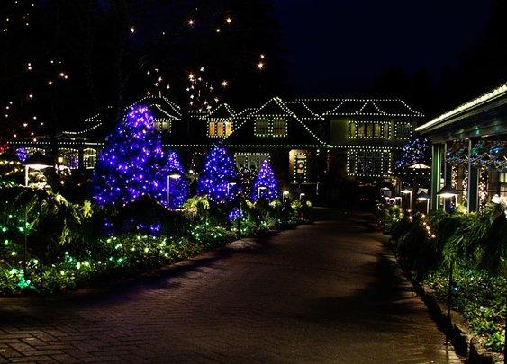 Celebrate a Butchart Gardens Christmas