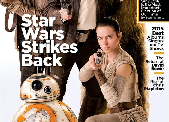 'Star Wars' Strikes Back: Inside the Biggest Movie of the Year | Rolling Stone