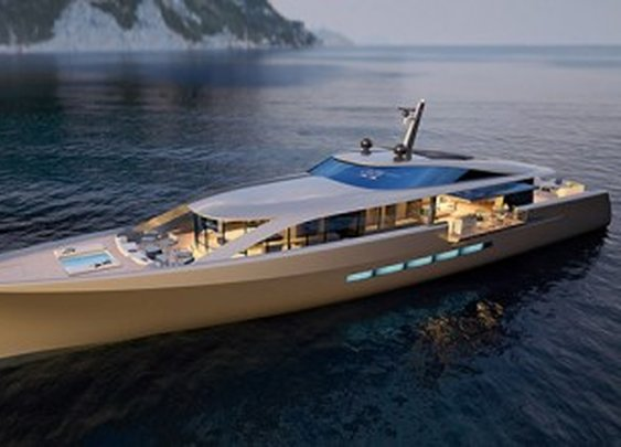 New CNB 43.2 Superyacht by German Frers For Sale