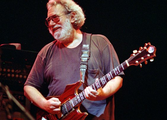 Inside the Grateful Dead's last shows, and Jerry Garcia's final days