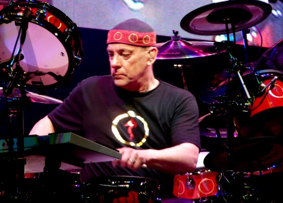 Rush's Neil Peart says he's retired from music