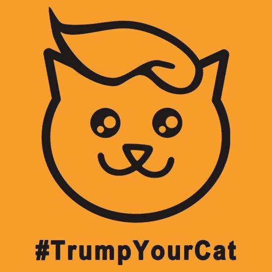 """Trump Your Cat"" T-Shirt"