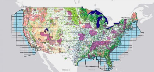 Uncle Sam Owns This Much Of America [Interactive Map]