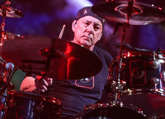 Rush's Neil Peart: 'You just do your best and hope for the best'