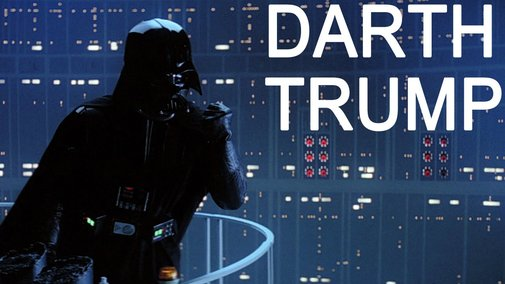 DARTH TRUMP - Auralnauts - YouTube