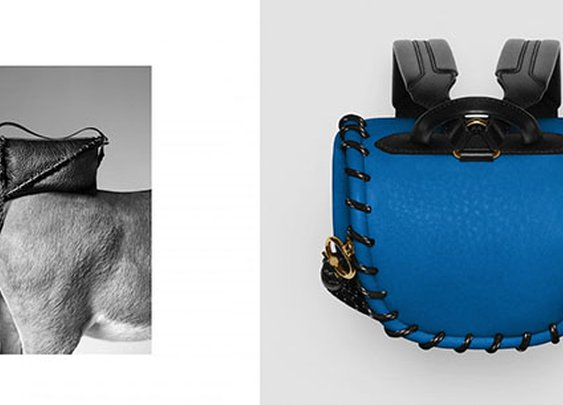 Acne Studios' first bag collection