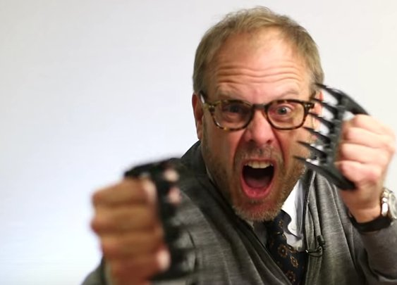 Alton Brown reviews Amazon's dumbest kitchen gadgets