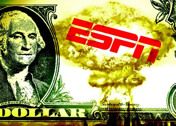 The Sports Bubble Is About to Pop - The Daily Beast