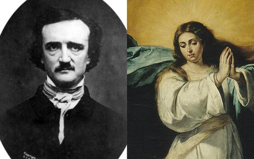 Edgar Allen Poe's Forgotten Hymn to Our Lady