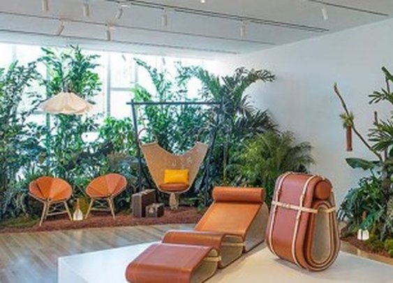 Louis Vuitton Objets Nomades Collection at Design Miami