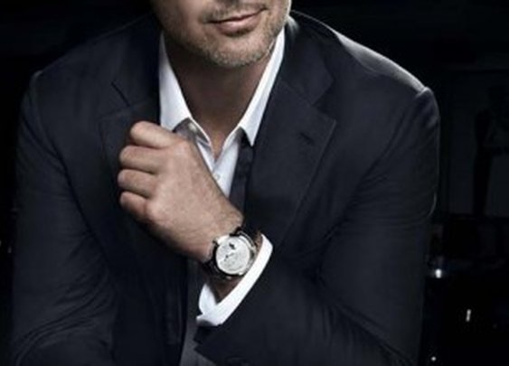 Robin Thicke Becomes First Harry Winston Brand Ambassador