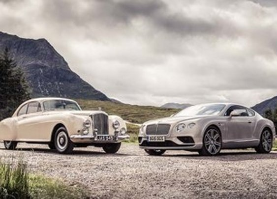 Bentley R-type Continental: The Evolution of an Icon.
