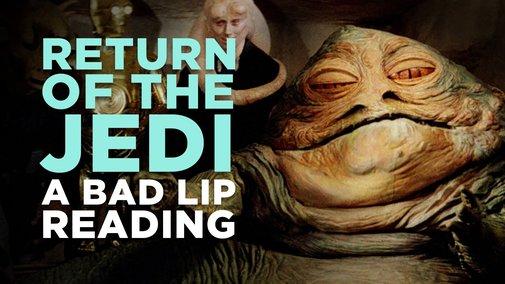 """RETURN OF THE JEDI: A Bad Lip Reading"" - YouTube"