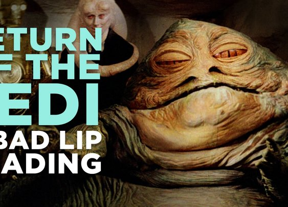 """RETURN OF THE JEDI: A Bad Lip Reading"" - YouTube"