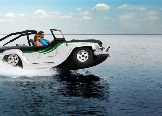WaterCar